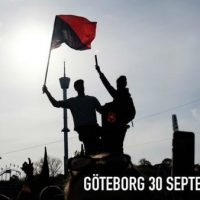 Vídeo: Antifa acaba com marcha nazi na Suécia