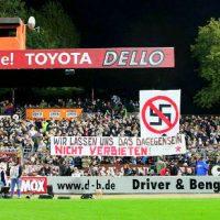 [Alemanha] O clube que faz do antinazismo e da antidireita duas regras inquebráveis