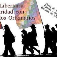 [Argentina] Buenos Aires: Jornada libertária em solidariedade com os Povos Originários
