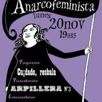 [Chile] 2ª Jornada Anarcofeminista: Apresentação da Revista Arpillera Nº 3