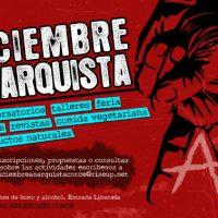 [Chile] Concepción: Dezembro Anarquista, de 1º a 3 de dezembro