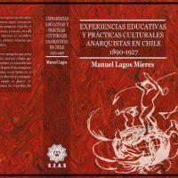 [Chile] Nova edição: Experiências Educativas Anarquistas no Chile