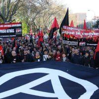 [Espanha] Celebra-se os 107 anos da fundação da CNT, o Sindicato que conseguiu as oito horas de trabalho diárias