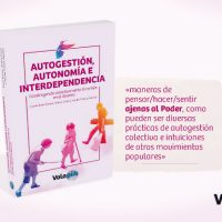 """[Espanha] Lançamento: """"Autogestión, autonomía y interdependencia"""""""