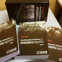 [Espanha] Nova Enciclopédica Histórica do Anarquismo Ibérico será lançada no início de 2018
