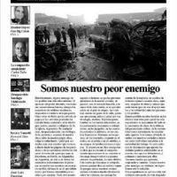 [Espanha] Somos nosso pior inimigo
