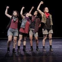 """[Espanha] Teatro: """"Les Solidàries"""", uma homenagem às mulheres libertárias"""