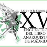 [Espanha] XV Encontro do Livro Anarquista de Madrid