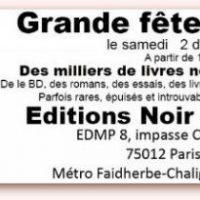 [França] Paris: Grande festival do livro, 2 de dezembro de 2017