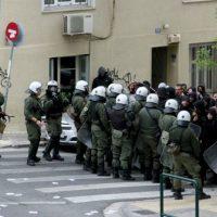 [Grécia] Anarquista acusado por envios de cartas-bomba é detido em Atenas