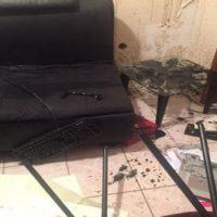 [Grécia] Ataque anarquista contra cartório por participar em leilões imobiliários extrajudiciais