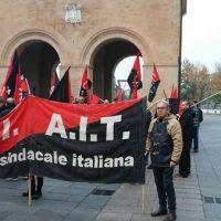 [Itália] 4 de Novembro Antimilitarista