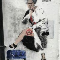 """[Reino Unido] Censura em Londres: O """"grafite"""" de Loretto que a Prefeitura não quer que vejas"""