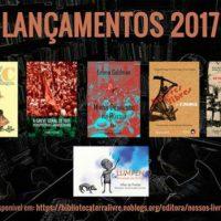 [São Paulo-SP] Lançamentos editoriais da Biblioteca Terra Livre
