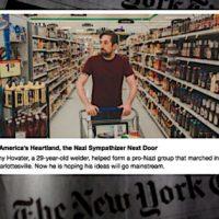 [EUA] Simpatizante nazista perde o emprego depois de expressar suas ideias ao 'The New York Times'