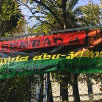 No México exigimos liberdade para Mumia