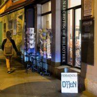 [Suíça] Polícia invade Biblioteca Anarquista Fermento em Zurique
