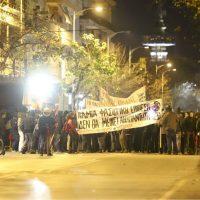 [Grécia] Tessalônica: Informação sobre a marcha contra o ataque fascista contra a okupa Libertatia