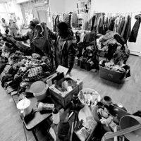 [EUA] Os anarquistas de Albany organizam o Mercado Realmente, Realmente Livre