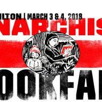 [Canadá] 3 e 4 de Março: Feira do Livro Anarquista de Hamilton, em Ontário