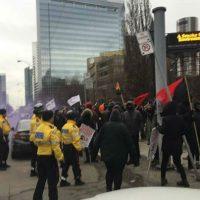 [Canadá] Toronto: Relatório sobre o 27 de janeiro - Ação contra grupos antimuçulmanos de extrema-direita