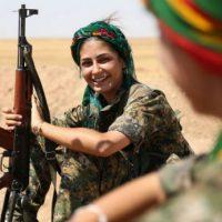 [Curdistão] Mensagem das Mulheres de Afrin para as Mulheres ao redor do Mundo