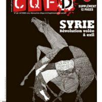 """[França] Dossiê """"Tragédias sírias"""": Revolução roubada e exílio"""