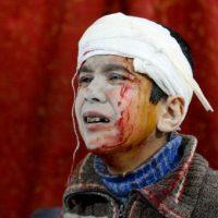 Passa de 300 o número de mortos em bombardeios na Síria