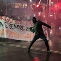 Protestos antifascistas marcam campanha eleitoral na Itália