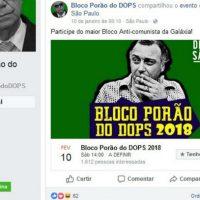 [São Paulo-SP] Justiça libera desfile de bloco pró-ditadura