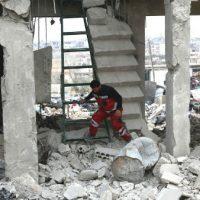 Síria: de cinzas e de esperança
