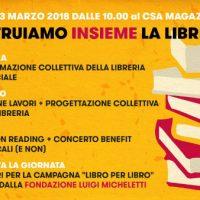 [Itália] Reconstruamos a Livraria 47 juntos!