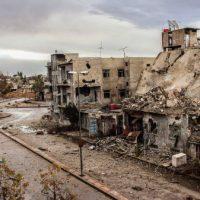 [França] Carta para Ghouta