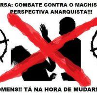 [Barra Mansa-RJ] Roda de Conversa: Combate Contra o Machismo na Perspectiva Anarquista