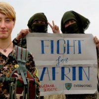 [Curdistão] Declaração das YPJ sobre o martírio de Ş. Hêlîn Qereçox (Anna Campbell)