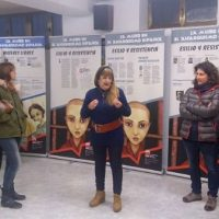 """[Espanha] Apresentação da exposição """"A mulher no anarquismo espanhol"""""""