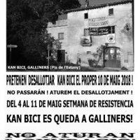 [Espanha] Comunicado da Okupa Kan Bici
