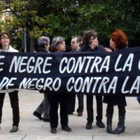 """[Espanha] Comunicado sobre a guerra da Síria de """"Mulheres de Negro de Madrid Contra a Guerra"""""""