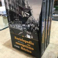 """[Espanha] """"Enciclopédia do Anarquismo Ibérico"""", de Miguel Íñiguez, já está à venda"""
