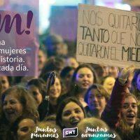 [Espanha] Greve 8M: Êxito estrondoso da greve geral feminista do 8 de março