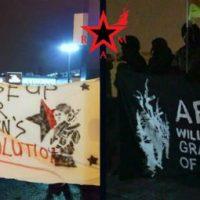 [EUA] RAM e grupos curdos coordenam ações em Solidariedade a Afrin