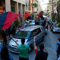 """[França] Caravana """"Solidariedade Grécia"""""""