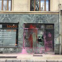 [França] Chambéry: Local de extrema-direita novamente atacado