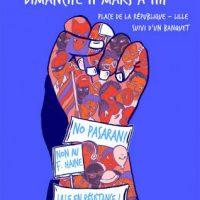 [França] Lille: apelo a mobilização contra o congresso da FN