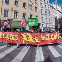 [França] Sobre a manifestação antifascista de 3 de Março de 2018 pelo Grupo Antifascista Lyon e arredores
