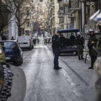 [Grécia] Vídeo: Tropa de Choque invade e ataca três ocupações em Atenas