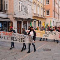 [Itália] Solidariedade com Afrin sob ataque