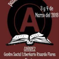 [México] Acontece neste fim de semana a 9ª Feira de Livros e Publicações Anarquistas, na Cidade do México