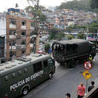 Qual sua opinião sobre a intervenção militar federal na segurança pública do Estado do Rio de Janeiro?