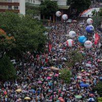 [São Paulo-SP] Vídeo: Ato dos servidores municipais em frente à Câmara Municipal